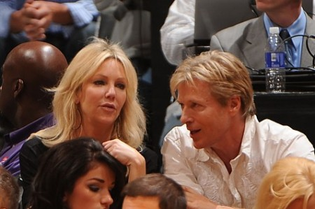 Heather Locklear and Actor Jack Wagner